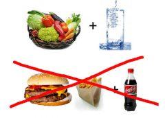 6 modificări simple în dietă pentru a pierde în greutate