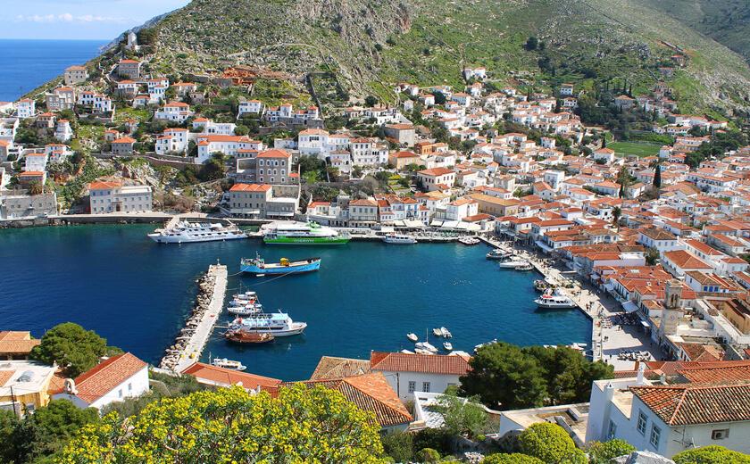 Hydra, Grecia