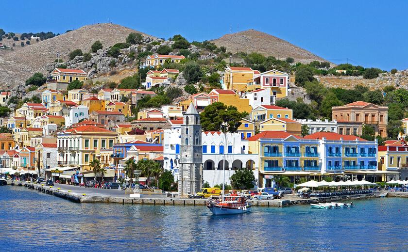 Symi, Grecia